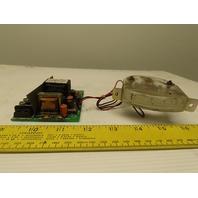 Hygrodynamics Cat No 3264 Analog Ammeter Humidistat Humistat Panel Meter