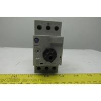Allen Bradley 140M-C2E-B63 Ser B Motor Protection 6.3A 3P  DIN Rail Mount