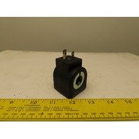 Parker 7D100C2 47 1SHF7 24 VDC Solenoid Coil