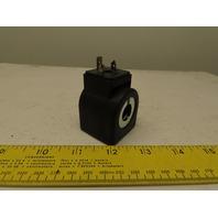 Parker N0D300C2 24VDC Solenoid Coil