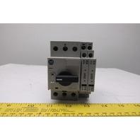 Allen Bradley 140M-D8E-B63 Ser B Motor Protection 6.3A 3P W/140M-C-A Contacts