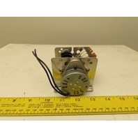 Precision Timer Cat 130 A0534815 160 Minute Timer Switch Relay Motor 120V 60Hz