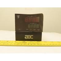 Omron E5AX-A-F-302 100-240V Digital Temperature Controller