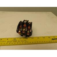 Furnas 41NB30AF 600V 7.5Hp 3Ph Magnetic Contactor 120V Coil