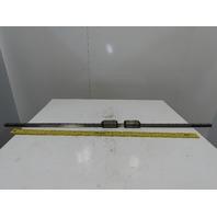 """THK UN9E2 SHS25 58-1/4"""" 1500mm W/ 2 Bearings"""