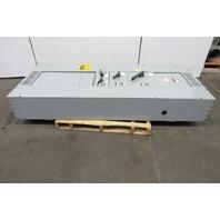 Siemens F2C90ML800ETS 800A Industrial Panel Board Box Fuse Vacuum Breaker Switch