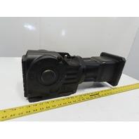 Sew Eurodrive 8.71:1 Ratio 3000RPM MAX 344RPM Thru Shaft Output Gearbox