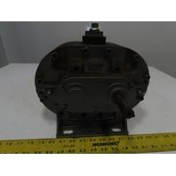 "Sutorbilt GABMCRA 3MR 3600 RPM 12PSI 15 Vac. inHg Rotary Lobe Blower 3/4"" Shaft"
