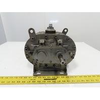 "Sutorbilt GABMDRA 3MR 3600 RPM 12PSI 15 Vac. inHg Rotary Lobe Blower 3/4"" Shaft"