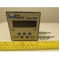 Badger Meter Series 3050 Data Industrial Flow Meter Operator Interface