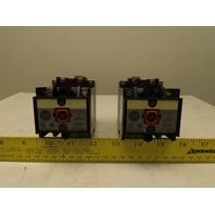 Allen Bradley 700-P200A1 Ser B Control Relay W/120 Volt Coil