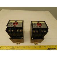 Allen Bradley 700-P200A1 Control Relay W/120 Volt Coil
