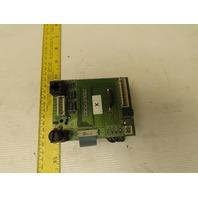 Elmo Motion Control SSA-6/100 Servo Amplifier Axis Control Card