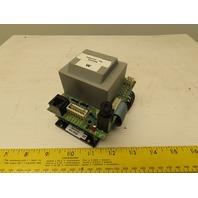 Elmo LMD 10.2 SSA-6/100 Servo Amplifier Axis Control Card