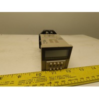 Omron H3CA-8H Timer Module Relay W/Base RB08-PC