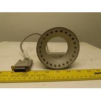 Mycrona RL000063 24 LED Ring Light CMM Optical Scan