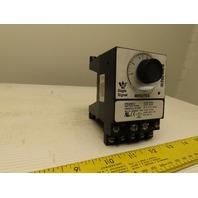 Eagle Signal BRE8A601 Relay Timer 120 Volt 0-10 Minutes