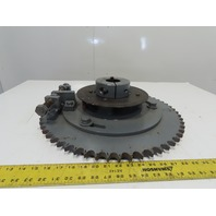 Camco Model 11S ANSI #80 Roller Chain Sprocket 60T With 11000# Torque Limiter
