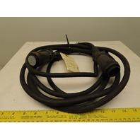Kawa Denko M000928 CN10A CNC Nachi Robot Cable 51 Pin Male Female 17'
