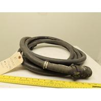 Kowa Denko M000925 SF130CNR2 CNC Nachi Robot Cable 36 Pin Male Female 17'
