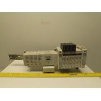 SMC Device Net EX250 Module Manifold W/VQC2301N-5 & VVQ20000-10A-1