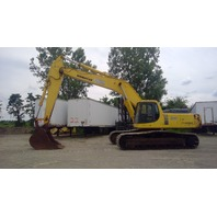 Komatsu PC400LC-6LC Hydraulic Excavator Removeable Counterweight