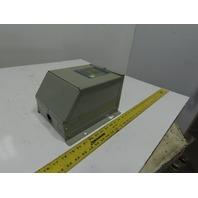 General Electric 9T51B111 120/240V Pri 12/24V Sec. 1.5kVa 1Ph 60Hz Transformer