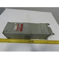 General Electric 9T21B3001 483-460/437V Pri 230/133V Sec 3kVa Transformer