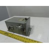 Powertran NF480L2000 240/480V Pri 120V Sec 1Ph 2kVa Transformer