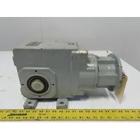Strober K303 107.5:1 Ratio .8Hp 16.2RPM Output Servo Fit Gear Reducer