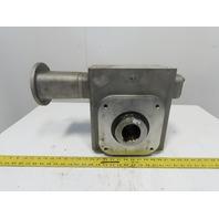 Grove EL8520533-40 50:1 Ratio 6.77Hp 35 RPM Aluminum Gear Reducer