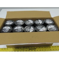 """Plymouth Premium 85 Cat No 4243 3/4"""" x 66' Roll Vinyl Electrical Tape 100 Rolls"""