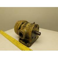 "Vickers V104A 1800 RPM 1"" NPT Single Stage Hydraulic Vane Pump"