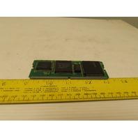 Fanuc A20B-2901-0340/01A Memory Module Daughter Board