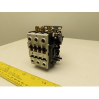 General Electric CR453AB3HBBA1R Contactor Definite Purpose 25A 3 Pole Long Cover
