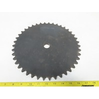 Martin 60 42 #60 Single Row Roller Chain Sprocket 42T Unfinished Bore 1""