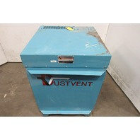 DustVent 3/4-60 Dust collector 3/4Hp 115V 1ph