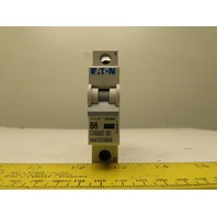 Eaton Cutler Hammer WMZS1B06 6AMP Single Pole Circuit Breaker DIN Rail Mount