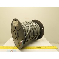 Carol E11240-8 22 AWG 3 Twisted Pair Shielded Communication Computer Cable 256'