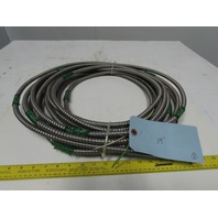 12/2 With Ground Flexible Metal MC Cable Conduit 39'