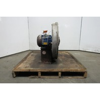 "North American 2316-19/1-T3D  3Hp Blower 340CFM 3510 RPM 230/460V 3 Ph 6"" Disc"