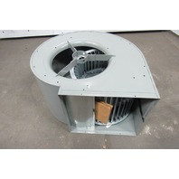 "Trane 13"" Dia x 9-1/4"" Wide FWD Curve Squirrel Cage Blower W/Housing"