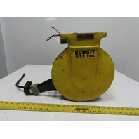 Budgit M-1025A Spring Retracting Cord Reel With 35' 16/4 Cable