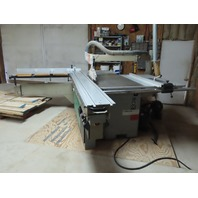 Altendorf F90 95-06-059 Sliding Table Panel Saw 2800mm 9' Travel 7.5Hp 220V 3Ph