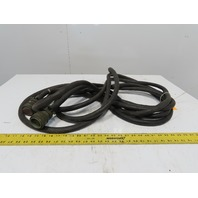 Amphenol/Cannon 31' Circular Connector Cord Assembly 51 Pin Male & Female