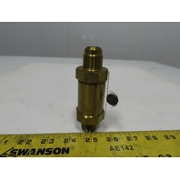 "Mueller Brass Co. A-15504 1/2"" 350 PSI 29.5Lbs. Pressure Relief Valve"