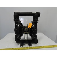 "Graco DF3525 Huskey 2150 2"" NPT Double Diaphragm Pump (Rebuilt) 150-568 GPM"