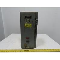 Square D Size 1 8538 SCG12 Combination Motor Starter Controller 8536 SC03D Fused
