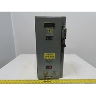 Square D Size 1 8538 SCG14 Combination Motor Starter Controller 8536 SC03D Fused