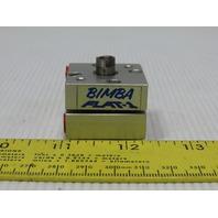 Bimba FSMD-043.2 19mm Bore 3.6mm Stroke 8mm Rod Air Cylinder